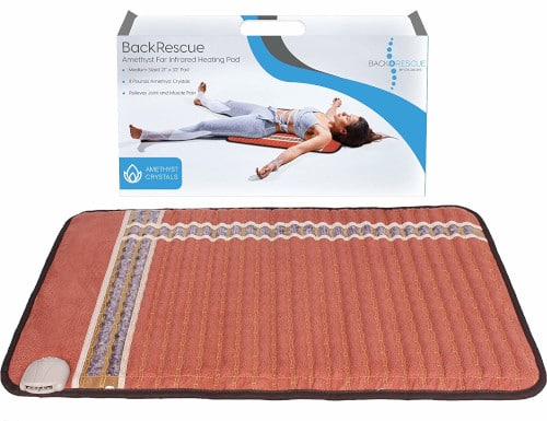 Back Rescue Far Infrared Heating Pad Review