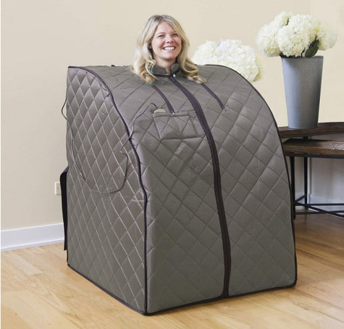 Low EMF Portable Infrared Sauna